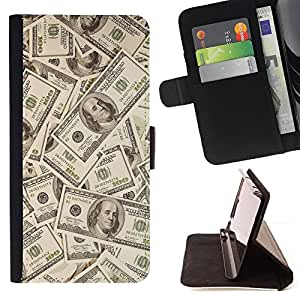 DEVIL CASE - FOR Samsung Galaxy S3 Mini I8190Samsung Galaxy S3 Mini I8190 - Money Dollar Wallpaper Wealth Symbol Usa - Style PU Leather Case Wallet Flip Stand Flap Closure Cover