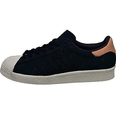 Superstar Adidas Schwarz Bb2057 80s Sneaker Women q5jc34LSAR