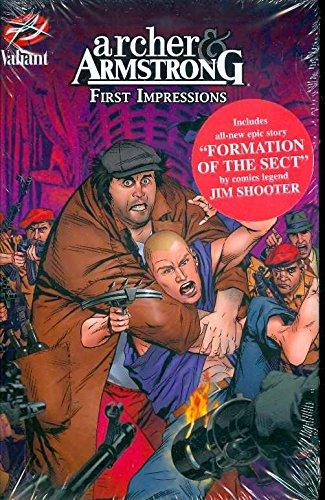 Archer & Armstrong: First Impressions: Amazon.es: Bob Layton ...
