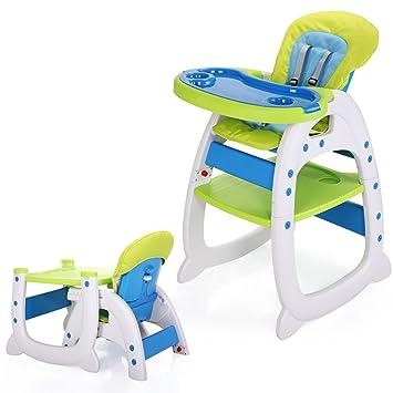 Amazon.com: lazymoon 3 en 1 bebé Tronas asientos Convertible ...