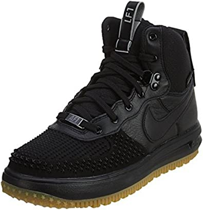 Nike Lunar Force 1 Duckboot (GS) Youth boots 882842 001 Multiple sizes (4)