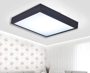 Aria ufficio semplice led lampada da soffitto stile moderno