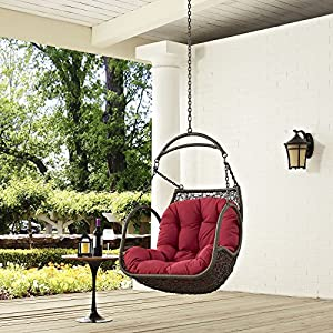 613fdx7VYuL._SS300_ Hanging Wicker Swing Chairs & Hanging Rattan Chairs