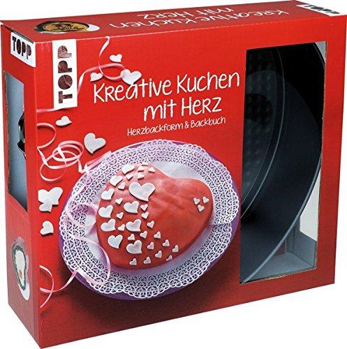 kreativ-set-kreative-kuchen-mit-herz-buch-mit-rezepten-und-herzbackform-mit-herzdesign-buch-plus-material