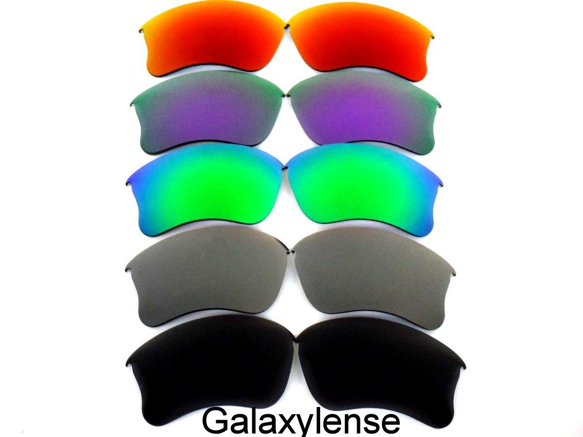 Galaxylense Ersatzgläser für Oakley Flak Jacket XLJ noir & gris ...