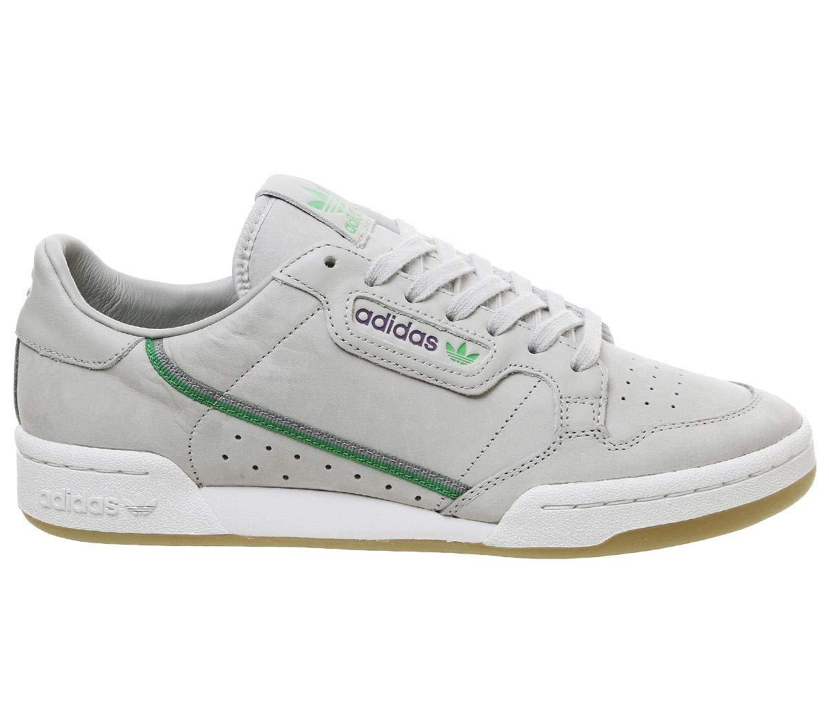 Adidas Originals X Tfl Continental 80 Hombre Zapatillas Gris: Amazon.es: Deportes y aire libre