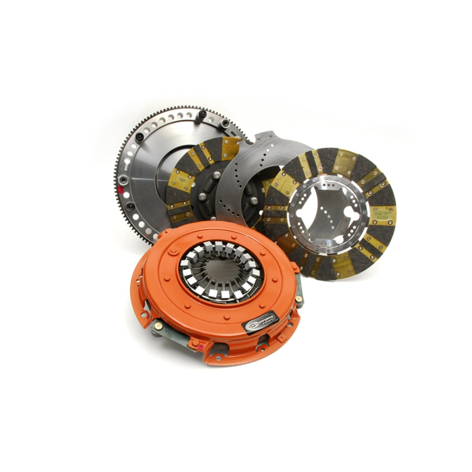 Centerforce 04693018 DYAD Drive System Twin Disc Clutch