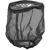 Qiilu Cubierta protectora del filtro de aire universal