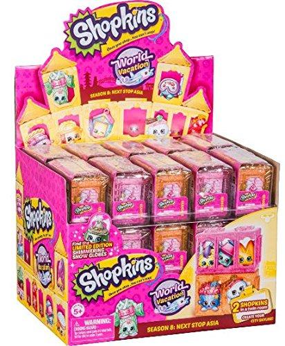 Shopkins Season 8 World Vacation Asia 2 Pack