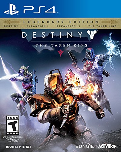 Destiny: The Taken King (Legendary Edition) - PlayStation 4 [Digital Code]