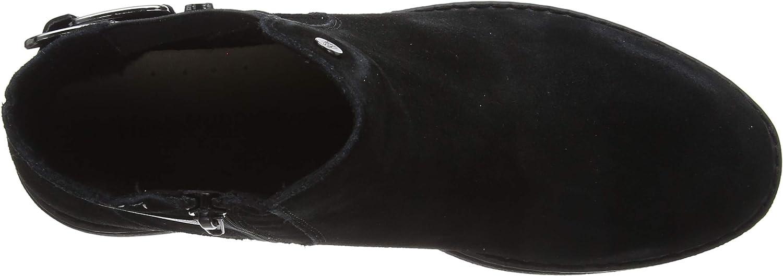 Hush Puppies Alaska Chelsea Boot, Botas Mujer Negro Black 000 bvHsu