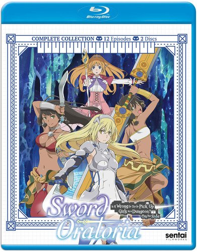 Sword Oratoria [Blu-ray] by Section 23