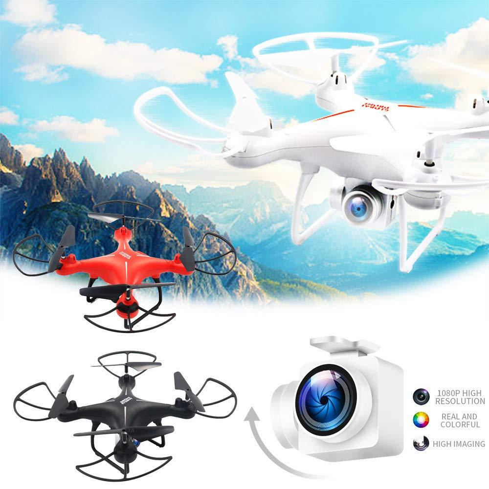 QHJ GW26 Attitude Hold 2.4 GHz 4CH 1080P HD Kamera WiFi FPV RC Drohne Selfie Quadcopter