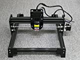 DIY 500mw laser engraving machine / marking machine / wood /rubber/ plastic/ leather/Bamboo Working Area:16cm20cm
