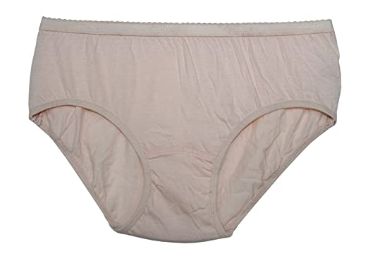 67c6f704395 Tanishqa Julia Mid Waist Hipster Panty (Julia SIMPLE-33- Peach- Small