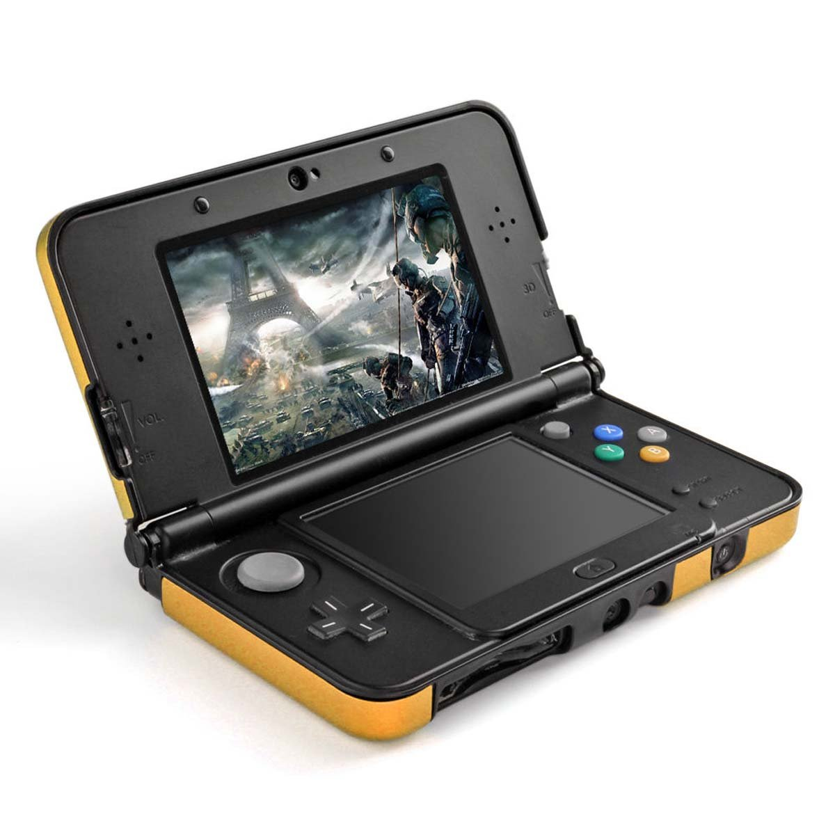 Chinatera carcasa rígida protectora carcasa de aluminio para New Nintendo 3DS LL XL