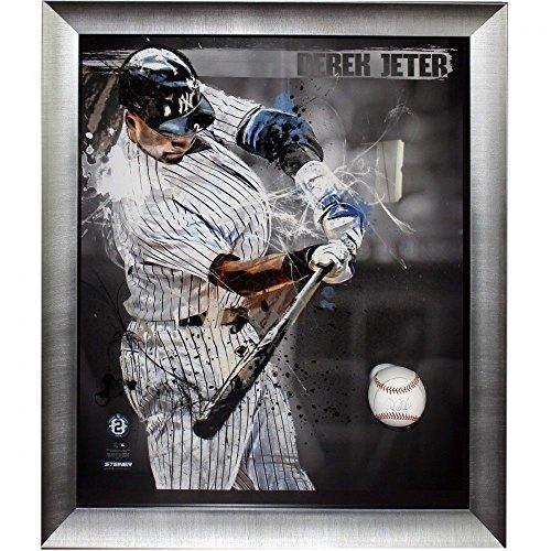 Derek Jeter Autographed Baseball - Derek Jeter New York Yankees Signed Autographed Baseball Breakthrough STEINER