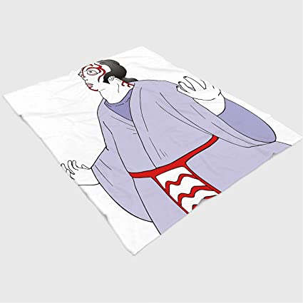 Amazon.com: YOLIYANA Throw Blanket Super Soft and Cozy ...