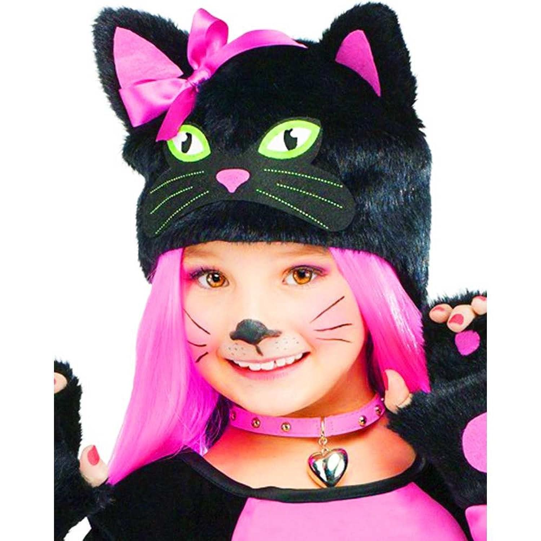 sc 1 st  Amazon.com & Amazon.com: Miss Kitty Cat Kids Costume: Clothing