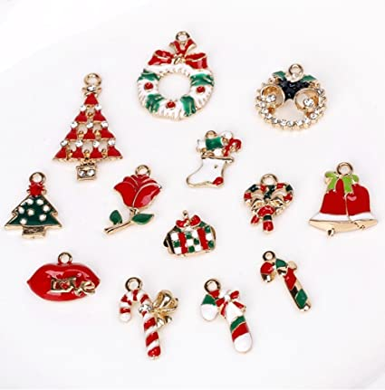 dream store colorful diy rhinestone crystal christmas decorations ornaments gifts - Crystal Christmas Decorations