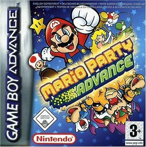 Mario Party Advance: Amazon.es: Videojuegos