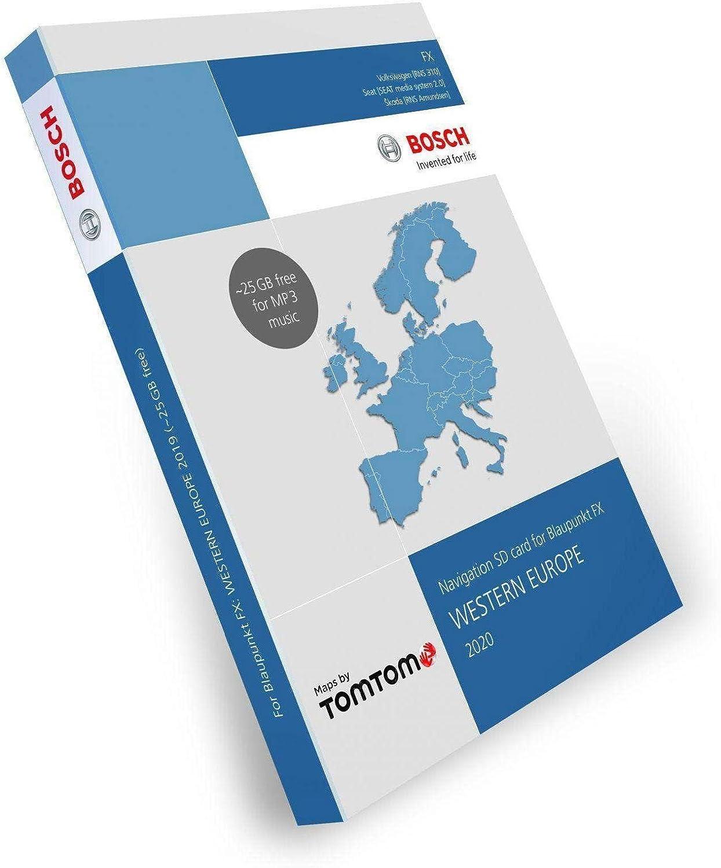 Blaupunkt Tele Atlas Tomtom Europa Paket Fx 2020 Elektronik