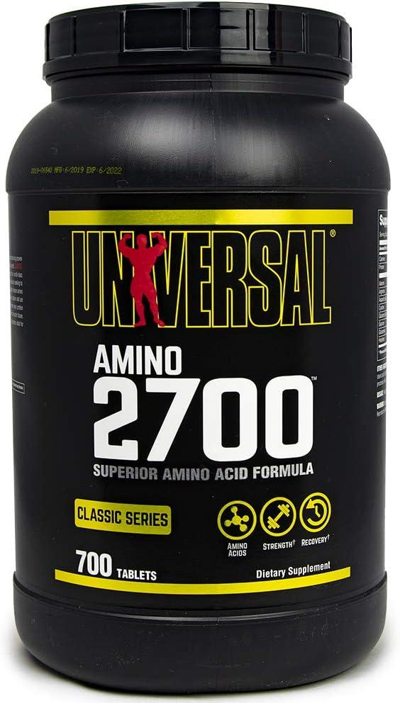 Universal Amino 2700 Retard aminoácidos aminoácidos BCAA (700 pastillas)