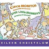 Cinco monitos brincando en la cama/Five Little Monkeys Jumping on the Bed (A