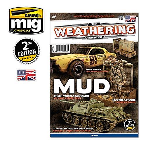 Ammo of Mig Jimenez The Weathering Magazine Issue 5. MUD English #4504