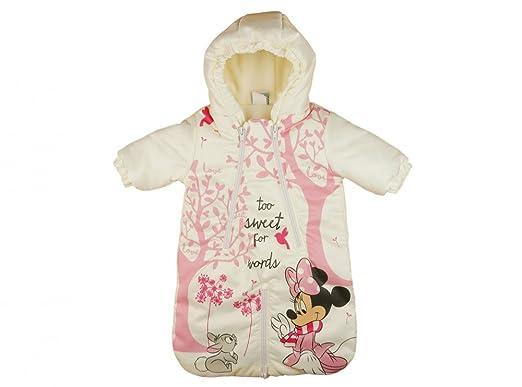 Kleines Kleid Minnie Mouse Schneeanzug
