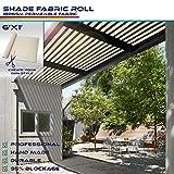 Windscreen4less Sunblock Shade Cloth,95% UV Block