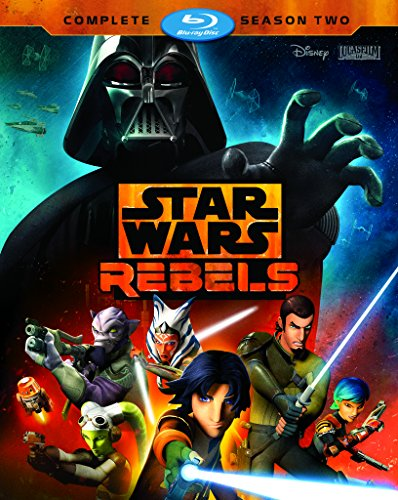 Star Wars Rebels: The Complete, Season 2