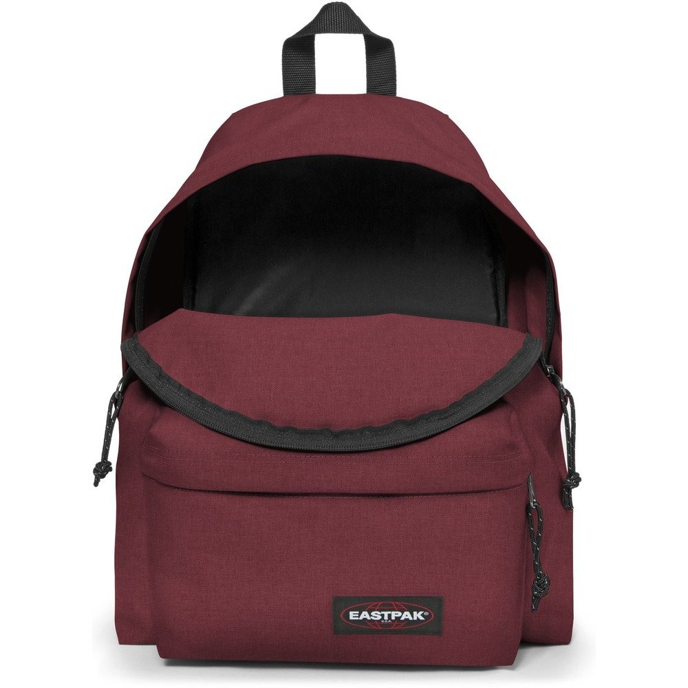 Eastpak Padded PakR Stylish Zipped Travel Work Backpack Rucksack Bag: Amazon.es: Deportes y aire libre