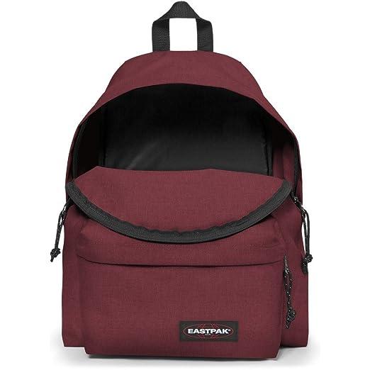 Eastpak Padded PakR Stylish Zipped Travel Work Backpack Rucksack Bag: Amazon.es: Deportes y aire libre
