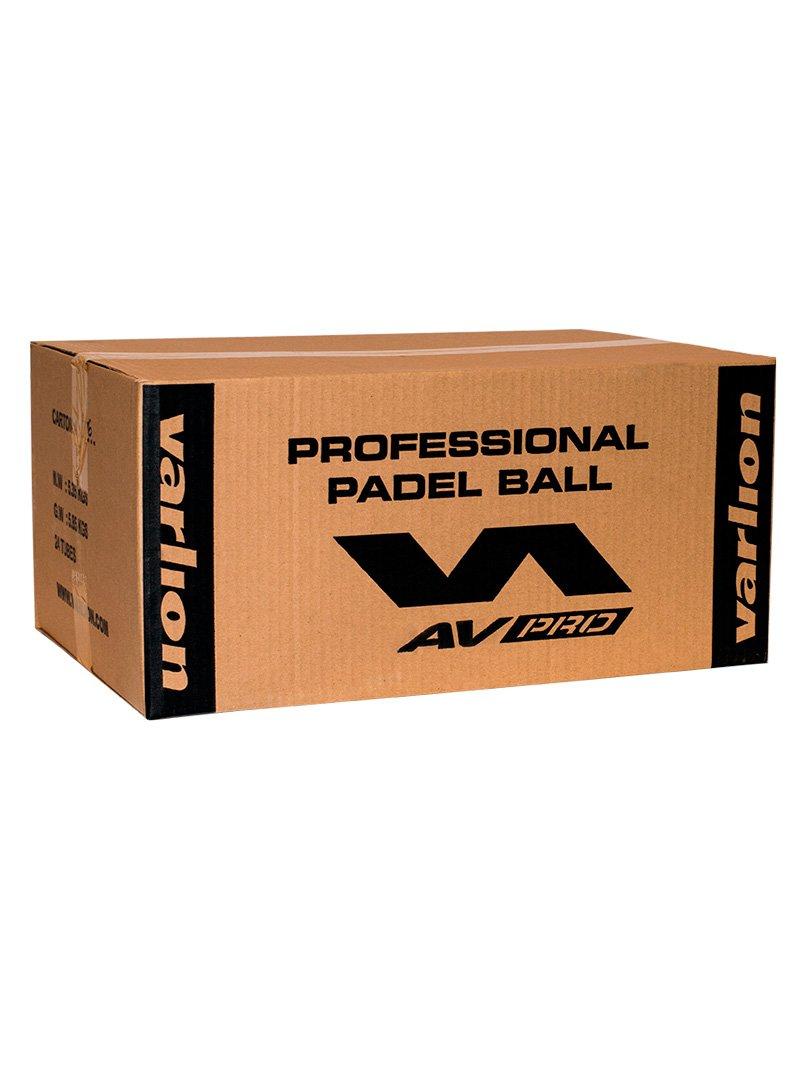Varlion cajón de bolas Avant Pro, botes de bolas naranjas, 24 uds