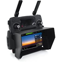 siyangmy Sun Hood pour DJI Mavic Pro / Mavic Air Pro Platinum / Spark RC Drone Télécommande