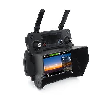 Campana Solar Para DJI Mavic Pro Platinum Air Spark RC Drone Control Remoto