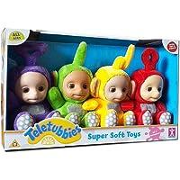 Teletubbies Collectable Super Soft Plush Toys Full Set