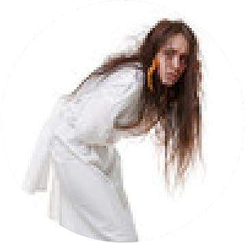 my-puzzle-design alfombrilla de ratón Retrato de una mujer loca en una camisa de fuerza: Amazon.es: Electrónica