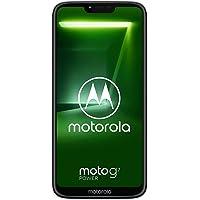 Motorola Moto G7 Power XT1955-2 64GB+4GB RAM LTE Desbloqueado de fábrica gsm 5000mAh batería Smartphone (versión Internacional) (Violeta)
