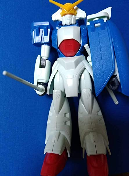 Amazon Com Bandai Hobby G 04 Gundam Rose Bandai G Gundam 1 144 Action Figure Toys Games