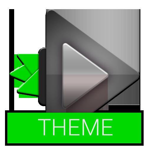 Rocket Player Classic Green Theme ()