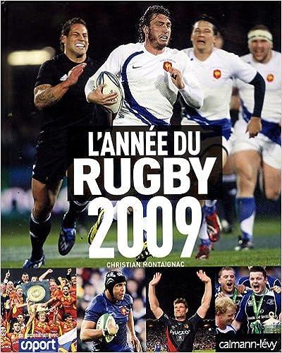 Télécharger en ligne L'année du rugby 2009 epub, pdf