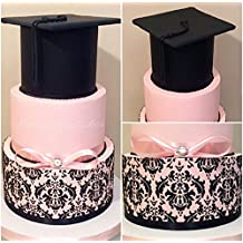 Damask chic Wedding cake stencils airbrush royal icing decorating cake