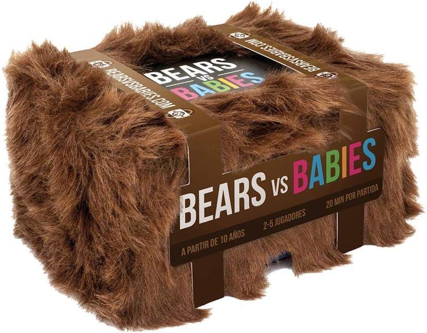 Asmodee - Bears vs Babies - Español (EKBB01ES)