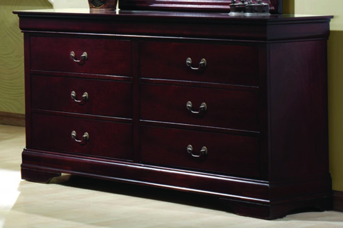 Amazon Coaster Home Furnishings Traditional Dresser
