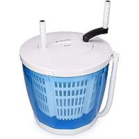 Navaris 2-in-1 mini wasmachine en centrifuge - Draagbare, niet-elektrische wasmachine/droger voor kamperen…