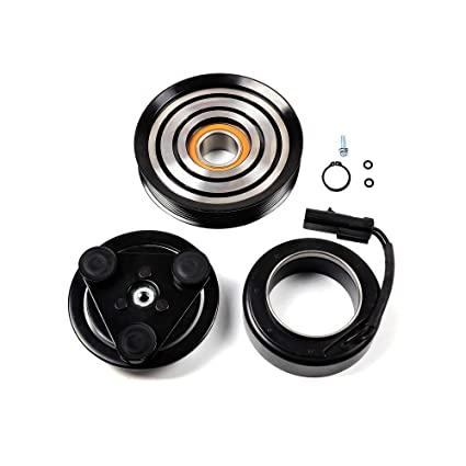 Amazon.com: ECCPP A/C Compressor Clutch Kit CO 10900C fit for 2006-2008 Jeep Liberty Dodge Nitro Car Air AC Compressors: Automotive