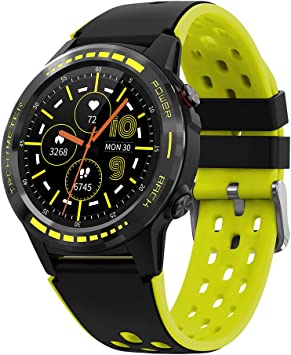 LOVOVR Reloj Inteligente, Reloj con Barómetro/Brújula, Tres ...