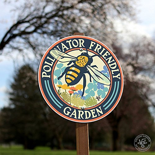 Pollinator Friendly Garden is a great bee gift for the gardener